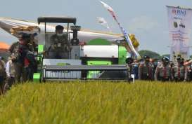 Mentan Syahrul Sebut Pertanian Lampung Tangguh