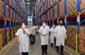 Stok Garam Melimpah, Serapan Industri Ditarget Naik 9 persen