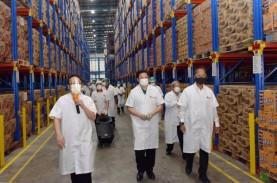 Stok Garam Melimpah, Serapan Industri Ditarget Naik…