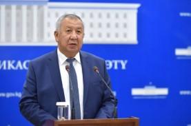 PM Kirgistan Mundur, Zapharov Diangkat Jadi Pengganti…