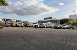Penjualan di Kuartal 3 Meningkat, Mercedes Benz Pulih!