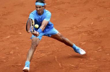 Hasil Tenis Prancis Terbuka, Nadal vs Schwartzman  di Semifinal