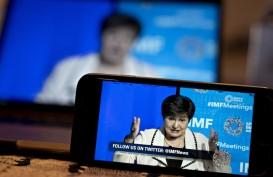 Pidato Bos IMF Ingatkan Krisis Corona Masih Panjang