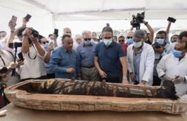 Mumi Berusia 2.500 Tahun Ditemukan di Mesir. Ini Penampakannya