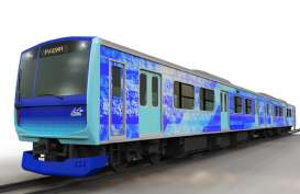 Toyota, Hitachi, JR East Keroyokan Bikin Kereta Api Hidrogen