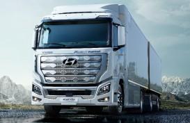 Saingi Truk Diesel, Hyundai Xcient Hidrogen Bisa Tempuh 400 Km