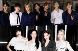 BTS dan Blackpink Bersaing di EMA 2020