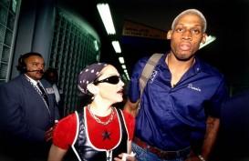 Kocak! Madonna Rela Bayar Rp300 Miliar agar Dihamili Dennis Rodman