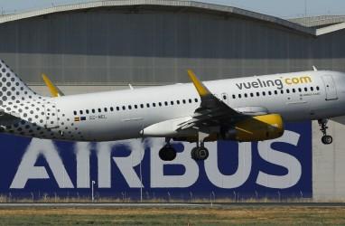 Siasat Airbus Gaet Pelanggan Kelas Atas untuk Kembali 'Terbang'