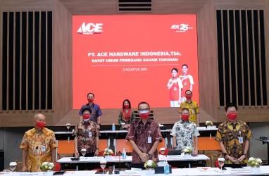 Tersandung Gugatan PKPU, Saham Ace Hardware (ACES) Anjlok