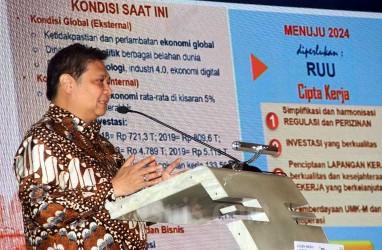 Menko Airlangga Jawab Hoax Omnibus Law, Upah Minimum Tidak Turun!