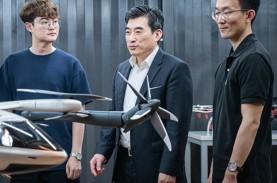 Atasi Kemacetan, Hyundai Motor Kembangkan Mobil Terbang
