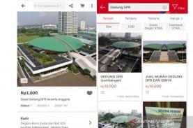 5 Terpopuler Nasional, Heboh Gedung DPR Dijual Rp10.000…