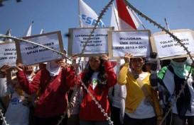 Serikat Pekerja : Upah Minimum Harus Naik Tahun Depan