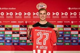Gotze Bergabung ke PSV Eindhoven, Ini Alasan Peraih…