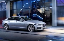 Pendatang Baru, Jaguar XE Saloon Mesin Diesel Hibrida Listrik