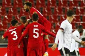 Prancis & Italia Pesta Gol, Jerman vs Turki Seri,…