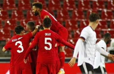 Prancis & Italia Pesta Gol, Jerman vs Turki Seri, Belanda Kalah di Uji Coba