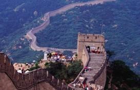 Liburan Golden Week, Warga China Sesaki Tempat Wisata
