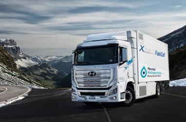 Setelah Eropa, Hyundai Xciet Fuel Cell Serbu China dan Amerika