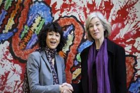 Emmanuelle Charpentier dan Jennifer A. Doudna Raih…