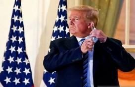 Dokter Sebut Donald Trump Bebas Gejala Covid-19