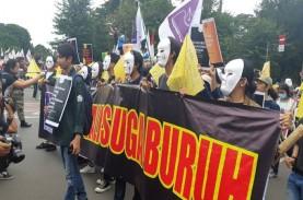 AJI Gelar Demo Online Tolak UU Cipta Kerja hingga…