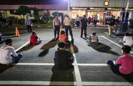 Polisi Temukan Pesan Berantai Ajak Pelajar Demo Tolak UU Cipta Kerja