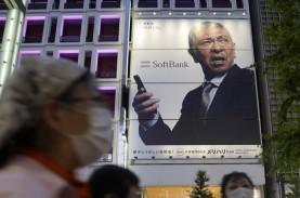 Di Balik Pecah Rekor 20 Tahun Harga Saham SoftBank…