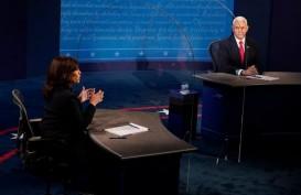 Debat Cawapres AS, Bahas Isu Covid-19 Hingga Pajak