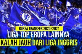 Chelsea Paling Aktif di Bursa Transfer 2020/2021