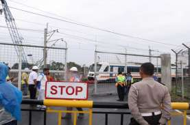 Kecelakaan di Perlintasan KA, KAI : Kedisiplinan Masyarakat…