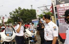 Pemprov DKI Terima Bantuan 45 Ribu Masker Dari Satgas Bencana Nasional BUMN