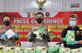 Sinergi Bea Cukai dan Kepolisian Gagalkan Penyelundupan 60 Kg Sabu di Wilayah Aceh
