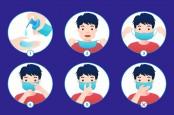Ini Trik Jitu Ajari Anak Pakai Masker, Gampang Kok!