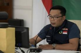Ridwan Kamil Kirim Surat ke Jokowi soal UU Ciptaker,…