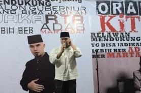 Netizen Desak Ahmad Dhani Komentari UU Omnibus Law