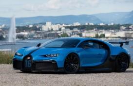Dampak Covid-19 Adang Peluncuran Model Baru Bugatti
