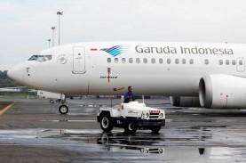Garuda Indonesia (GIAA) Dapat Pinjaman Rp1 Triliun…