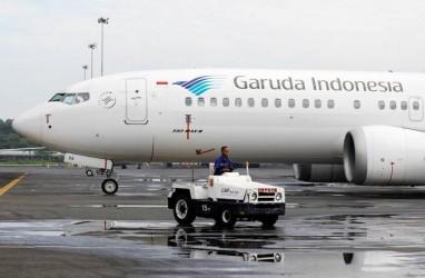 Garuda Indonesia (GIAA) Dapat Pinjaman Rp1 Triliun dari LPEI