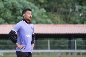 Persita Mulai Kembali Berlatih Meski Liga Indonesia…