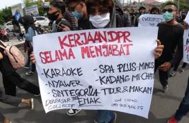 Demo UU Cipta Kerja Rusuh, Ini Suasana di Bali Hingga 20.00 WITA
