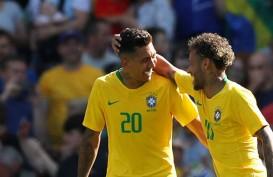 Jadwal Pra-Piala Dunia 2022 : Brasil vs Bolivia, Argentina vs Ekuador