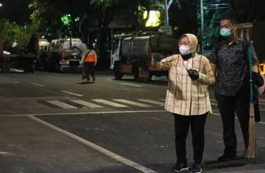 Demonstran Rusak Fasilitas di Surabaya, Dua Video Potret Kekecewaan Risma