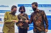Sukses Terbitkan Global Bond, Mandiri Sekuritas Raih Dua Penghargaan Asiamoney