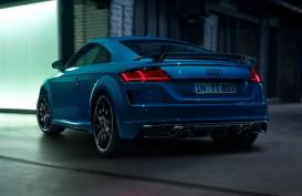 Audi TT S Baru Makin Segar dan Bertenaga, Ini Harganya