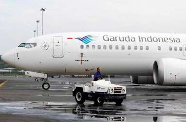 Buka Rute Kargo Ekspor, Garuda Indonesia (GIAA) Dapat Pinjaman Rp1 Triliun