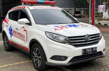 DFSK Sulap SUV Glory 580 Menjadi Ambulans VIP