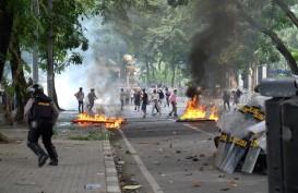 Lembaga Bantuan Hukum Medan Belum Berhasil Temui Demonstran yang Ditangkap Polisi
