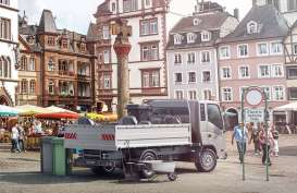 Bosch eCityTruck, Solusi Powertrain Armada Listrik Perkotaan